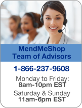 Mendmeshop Customer Service for Chronic Elbow Pain Treatment Recommendations