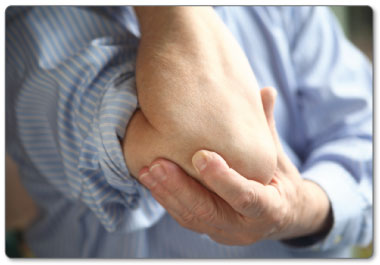 Ice or Heat for golfers elbow, tennis elbow