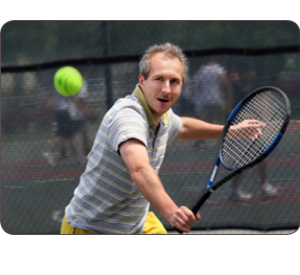 Prevent Tennis Elbow with proper equipment and techniques